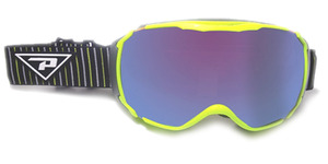 SUMMIT - Neon Lemon w. Persimmon Lens (Blonde Mirror) picture