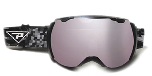 SIRQUE - Black w. Bronze Lens (Silver Mirror) picture