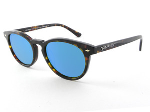 PRINCETON - Havana Tort w/Brown Lens (Blue Mirror) picture