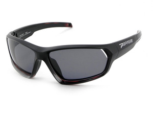 DEPTH CHARGE - Matte Black fade to Tort w/Smoke Polarized picture