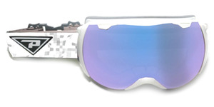 SIRQUE - White w. Rose Lens (Blue Mirror) picture