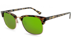 STYLE MASTER - Amber Tortoise w/Brown Lens (Green Mirror) picture