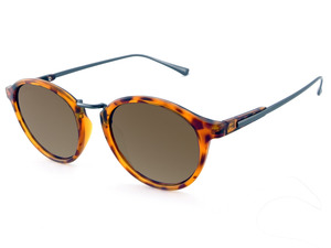 SNAZZY - Matte Tortoise w/Brown Polarized picture