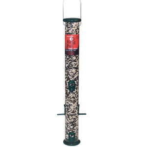"Ring Pull 23"" Forest Green Sunflower/Mixed Seed Feeder with Microban Antimicrobial Technology picture"