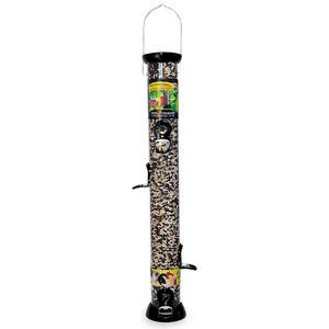 Onyx Clever Clean 24&quot; Sunflower/Mixed Seed Feeder with Microban Antimicrobial Technology picture
