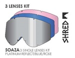 RACER KIT 3 S/LENS FOR SOAZA