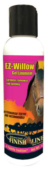 EZ-Willow Gel Liniment 4 oz picture
