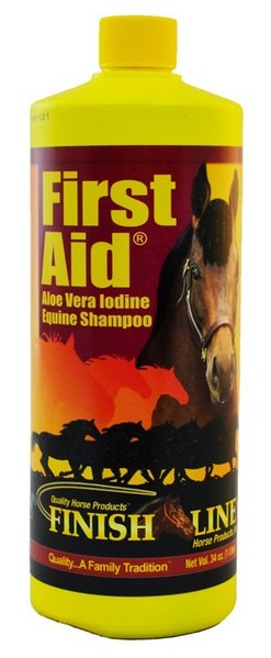 FIRST AID SHAMPOO Liter picture