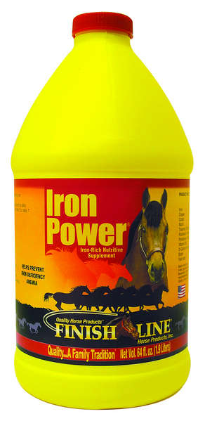 IRON POWER 1/2 Gallon picture