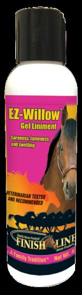 EZ-Willow Gel Liniment 4 oz picture