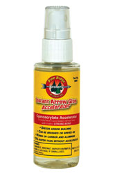 Instant Arrow Glue Accelerator (2oz.) picture