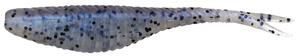 "ARMOR SHAD 3"" - PRO BLUE BLACK - 15pcs picture"