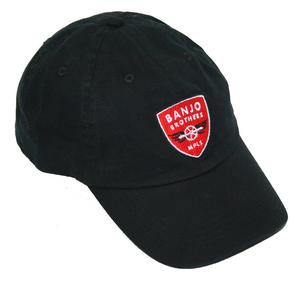 Banjo Brothers Baseball Hat, Black picture