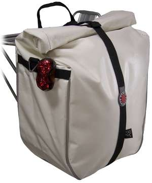 Waterproof Pannier, White picture