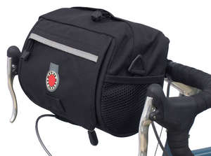 QR Handlebar Bag, Medium (275 Cubic Inches) picture