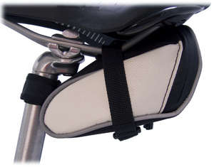 Deluxe Seat Bag, Small, White picture