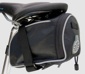 Seat Bag, Expanding, Large (105 - 130 Cubic Inches) picture