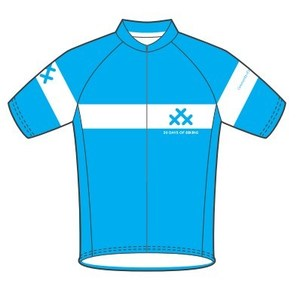 #30 Days of Biking Cycling Jersey picture