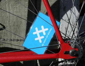 # 30 Days of Biking Spoke Card picture