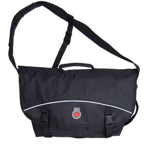 Messenger Bag, Medium (1100 Cubic Inches), Black picture
