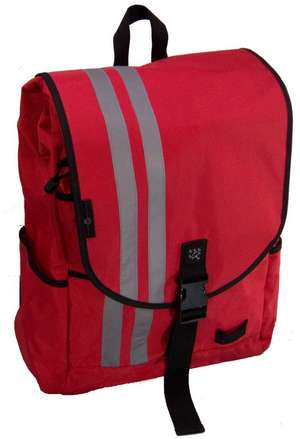 Commuter Backpack, Large (2000 Cubic Inches), Red picture