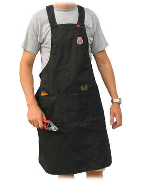 Shop Apron, 10 oz canvas picture