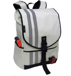 Commuter Backpack, Medium (1500 Cubic Inches), White picture