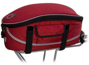 Racktop Bag, Red picture