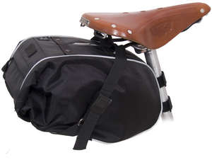 Waterproof Saddle Trunk picture