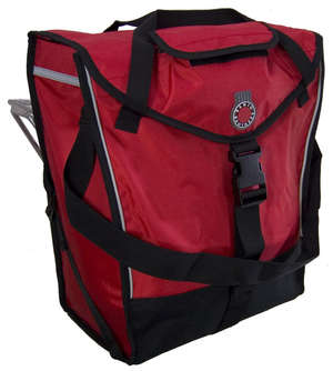 Market Pannier - Red picture