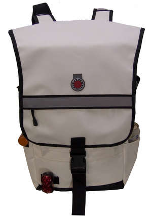 Metro Backpack, Small (1100 Cubic Inches), White picture