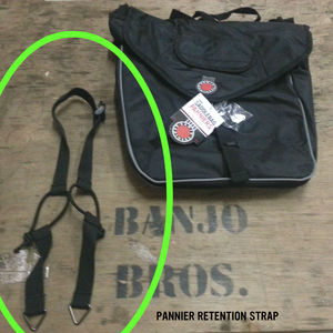 Saddlebag Pannier Replacement Strap picture