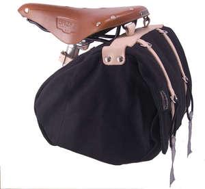 Minnehaha Canvas Saddle Bag, Medium picture