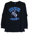 YTH Hop On Hold Tight L/S Tee , Black