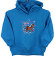 INF/TOD My Best Friend has 4 Legs Pullover, Turquoise