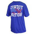 Cowboy Nation Vintage Short Sleeve Tee