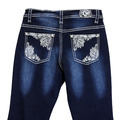 Youth Girls Lace Pocket Jean
