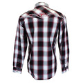 Hombre Long Sleeve Plaid