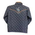 Youth Classic Logo Quilted Jacket
