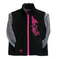 Youth Leander Horse Poly Shell Vest