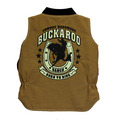 Toddler Buckaroo Canvas Vest