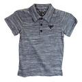 Youth Cowboy Hardware Logo Short Sleeve Polo Shirt