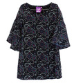 Youth Paisley Print Dress