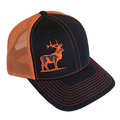 HH Lone Elk 2-Tone Trucker Snap Back Cap