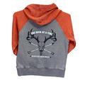 Youth One Buck at a Time Raglan Pullover
