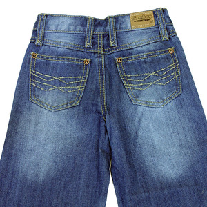Youth Boys Double Barbwire Jeans picture