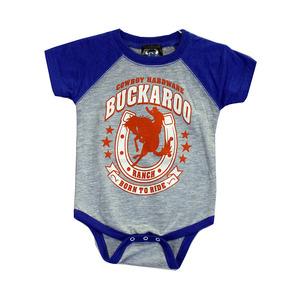 INFANT Buckaroo Romper picture