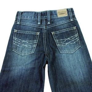 Infant/ Toddler Boys Double Barbwire Jeans picture