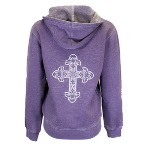 Sunset Cross Solid Full Zip picture