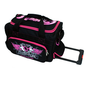 """18"""" (Small) Cowgirl Hardware Ride Free 2 Wheel Bag picture"""